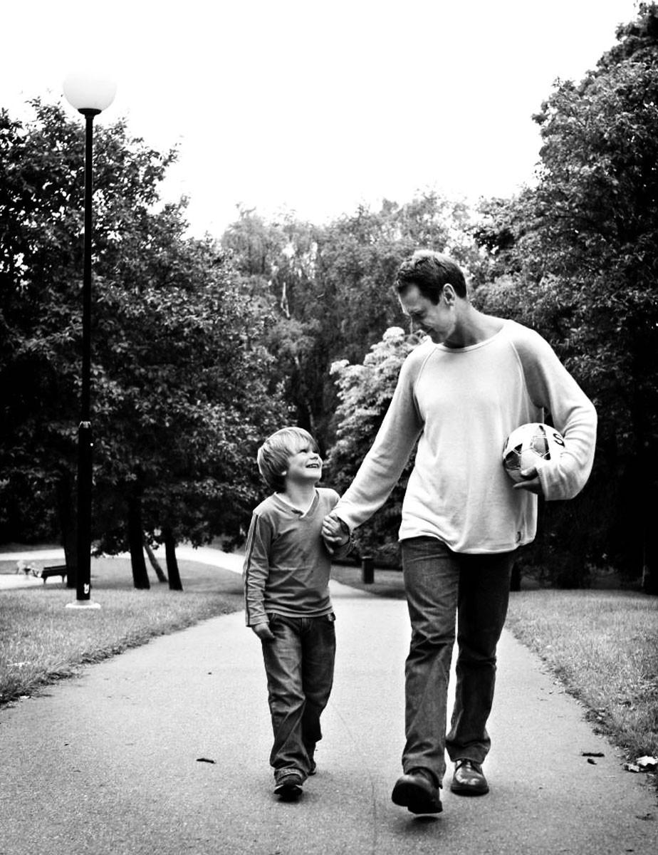 Niklas och Leon