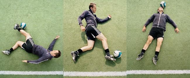 Niklas Ekdal fotboll